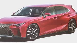 lexus lx rumors new rumor next generation lexus ct to be hatchback u0026 crossover