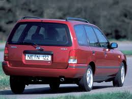 nissan sunny 1993 index of data images galleryes nissan sunny traveller