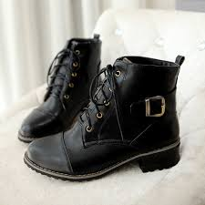 s boots lace up low heel boot shoe laces picture more detailed picture about buckle