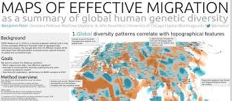Uchicago Map Eurogenes Blog Europeans Genetically Homogeneous On A Global Scale