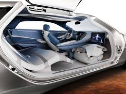 mercedes benz f 125 concept car body design