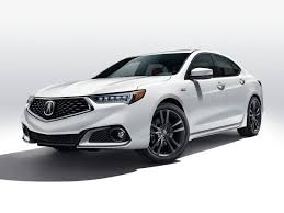 new 2018 acura tlx 3 5 v 6 9 at p aws with a spec 4d sedan in
