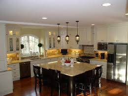 kitchen nightmares island gourmet craftsman kitchen with pendant lights hgtv loversiq