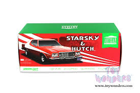 The Car In Starsky And Hutch Starsky U0026 Hutch Ford Gran Torino Hard Top 19017 1 18 Scale