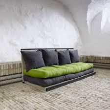 coussin pour canapé palette matelas pour canape palette maison design bahbe com