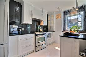 cuisine blanche classique de noir et blanc richard levesque cuisine classique blanche bois