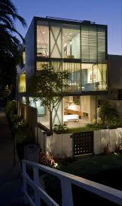 eco friendly house in bunker style home architecture playuna