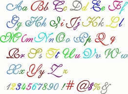 8 best images of letter c in different designs different letter