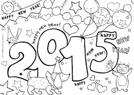 happy new year preschool coloring pages new years coloring pages free new years coloring pages printable new