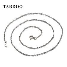 stackable necklaces tardoo high quality 925 sterling silver necklaces for women
