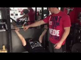 Bench Press Lock Elbows How To Properly Tuck Your Elbows On A Bench Press Youtube