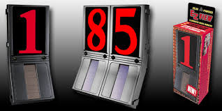 Solar Powered Address Light - solar numbers for house solar house number ebay solar led house
