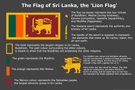 Lion Flag Lk