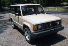 postal jeep for sale kidney anyone 20k mile 1986 isuzu trooper ii japanese
