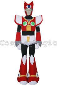 Megaman Halloween Costume Megaman X4 Cosplay Costumes Cosplaymagic