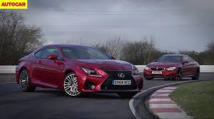 lexus rc coupe south africa lexus rc f vs bmw m4 drift and drag race