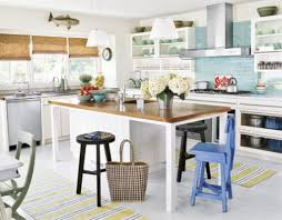 Teal Kitchen Decor by Beach House Kitchen Designs Beach House Kitchen Designs Teal