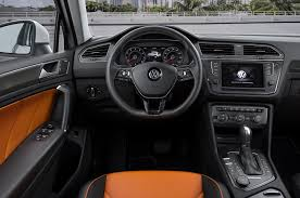 volkswagen california interior 2017 volkswagen tiguan first look review
