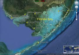 satellite map of florida florida bay kayak everglades kayakfari c satellite kayakfari