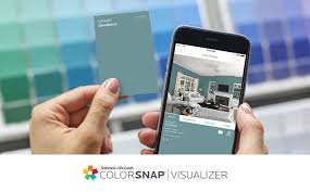 11 smart apps for your home hgtv paint color matching app colorsnap paint color app sherwin