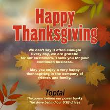 How Do You Say Thanksgiving Day In Toptai Power Bank Factory Says Happy Thanksgiving Day To You News