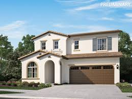new homes in gilroy ca meritage homes model on site