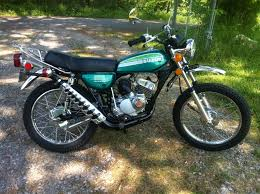 suzuki tc100 1974 restored classic motorcycles at bikes