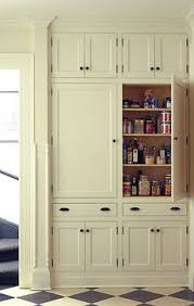 Kitchen Pantry Cabinets Best 25 Pantry Cabinets Ideas On Pinterest Kitchen Pantry