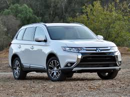 mitsubishi outlander overview cargurus