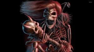 halloween skeleton wallpaper scary skeleton wallpaper fantasy wallpapers 54089