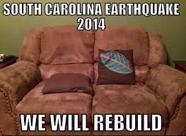 Earthquake Meme - something beautiful of earthquakes and blankets