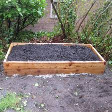 Cedar Raised Garden Bed Cedar Raised Bed Garden Kits 4 U0027x4 U0027