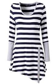 navy and white striped dress amazon com