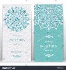 Wedding Cards Invitation Wedding Card Invitation Card Card Abstract Stock Vector 430997341
