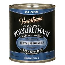 Water Based Interior Paint 1 Qt Clear Gloss Water Based Interior Polyurethane Case Of 2