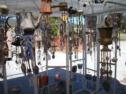 best of chimes windchimes and home decor made from recycled