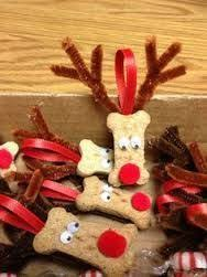 milk bone ornament craft ideas