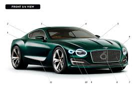 bentley exp 12 by design bentley exp 10 speed 6 concept automobile magazine