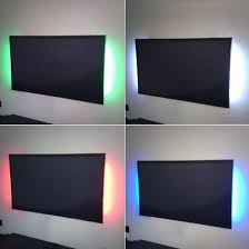replacing led lights in tv power master colour change led usb powered tv backlight s8022