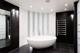 Black Bathroom Design Ideas - Black bathroom designs