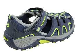 merrell kids comfortable hydro h20 sandals for boys brand house