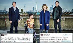 Seeking Theme Song Artist Silent Witness Fans Upset As Familiar Theme Tune Changes Daily