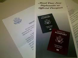 udc793 travel leisure pursuits new red us official passport