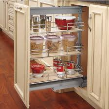Kitchen Base Cabinet PullOuts Kitchen Cabinet Shelving Storage - Kitchen cabinet shelving