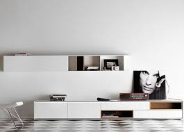 modern wall 32 stylish modern wall units for effective storage digsdigs