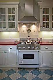 Rustic Kitchen Hoods - kitchen stylish custom hood viking range rustic other remodel