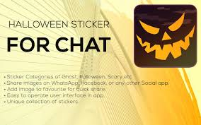 halloween stickers for whatsapp android apps on google play
