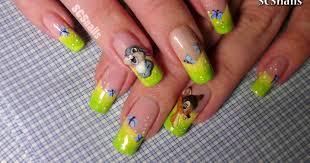 nails art video tutorial bambi nail art tutorial acrylic 3d