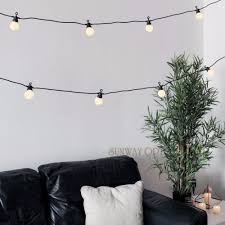 Outdoor String Lights Vintage by Aliexpress Com Buy High Bright 10m Connectable Vintage Festoon