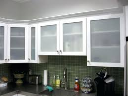 white frosted glass kitchen cabinet doors frosted white glass kitchen cabinet door page 1 line